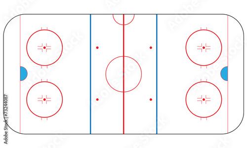 Zdjęcia na płótnie, fototapety, obrazy : Ice Hockey