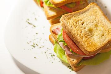 Double Sandwich