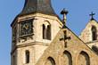 canvas print picture - Merseburger Dom St. Johannes und St. Laurentius