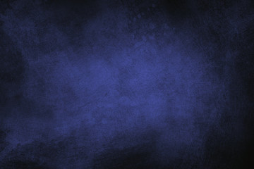 abstract dark blue background or texture