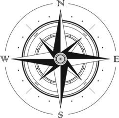 Klassische Windrose II