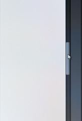 Cursor & scroll bar, vertical