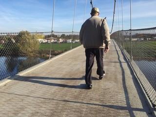 Rentnet macht Spaziergang