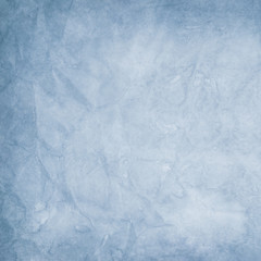 old blue paper texture or background with splatters