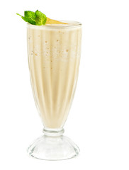 pineapple milk cocktail