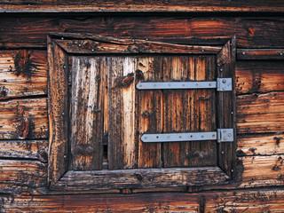Holzfenster - wood window