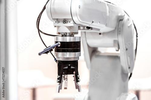 Industrial robot arm - 73254037
