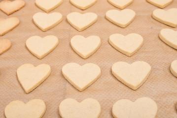 Kekse aus Mürbeteig