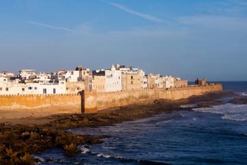 Essaouira Fortress, Morocco.
