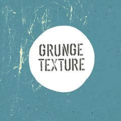 Grunge texture template. Vector