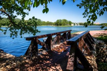 Kuskovo bridge