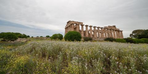 Temple Grec, Sélinonte, Sicile
