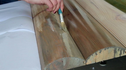 coating wood protection paint