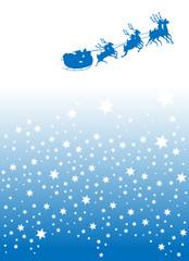 Merry Christmas - Santa is coming