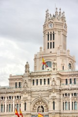 Madrid - Cibeles Palace, City Hall