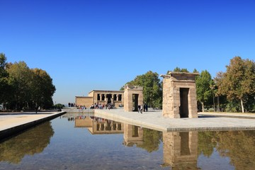 Madrid - Temple of Debod