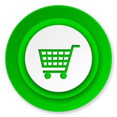 cart icon, shop sign