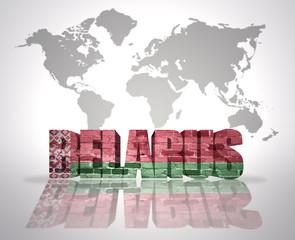 Word  Belarus