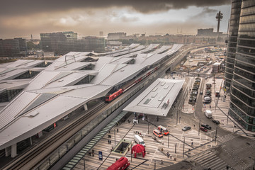 Vienna - Central Station