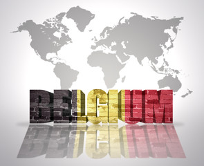Word  Belgium