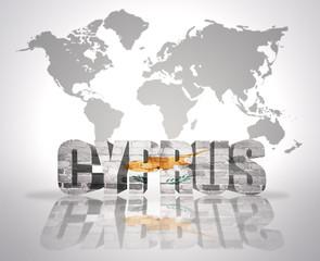 Word  Cyprus