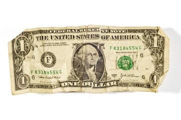 Battered US Dollar