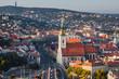 canvas print picture - Bratislava - City View