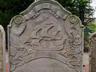 Seefahrer-Grab