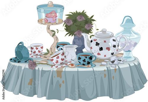 Tea Party - 73265294