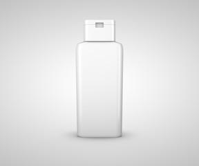Bodylotion Shampoo Flasche mock-up