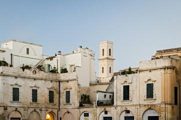 Lecce, Piazza Duomo (Puglia, Italy)