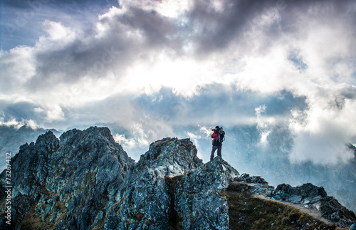 High Tatras Mountains view - Poland © grzegorz_pakula