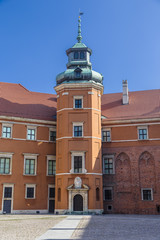 The tower of the royal palace