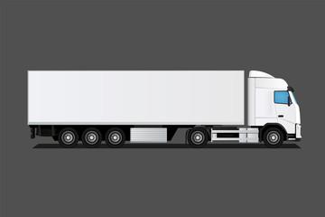 Truck blank