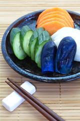 Japanese vegetable pickle