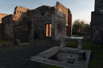 Pompei - Resti, Rovine e Scavi Archeologici