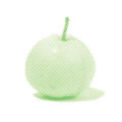 Guava halftone.