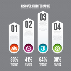 Arrowgraph Infographic