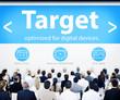 Business People Target Web Design Concepts