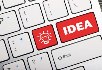 idea button