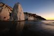 canvas print picture - Spiaggia di Vieste