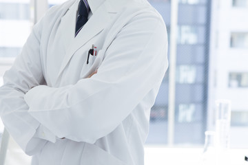 Doctors that arm in arm