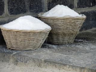 paniers de sel