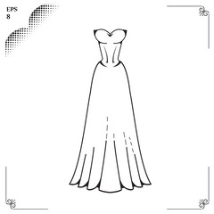 Wedding dress 13