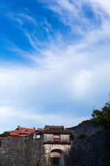 沖縄 琉球世界遺産 首里城 歓会門