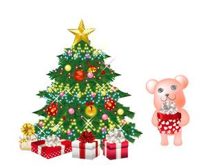 クリスマスツリー9