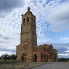 Iglesia del Cristo, Tabuyo del Monte, León