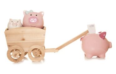 inheritance tax piggybanks