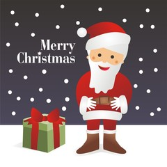 Merry Christmas Papá Noel