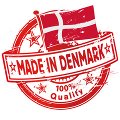 Stempel Made in Denmark